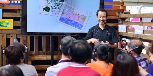Silver Digital Creators by IMDA Singapore
