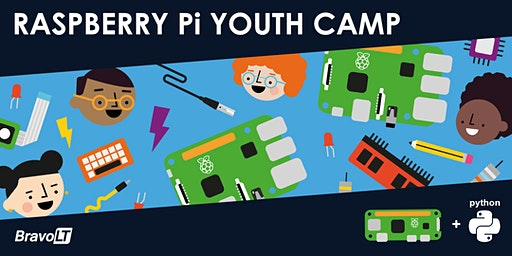Raspberry Pi: Youth Computer Programming Camp