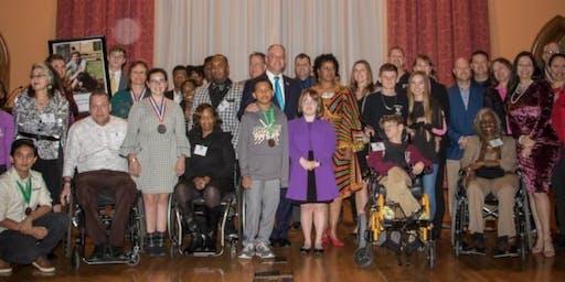 2019 Inclusive Art Contest Award Ceremony