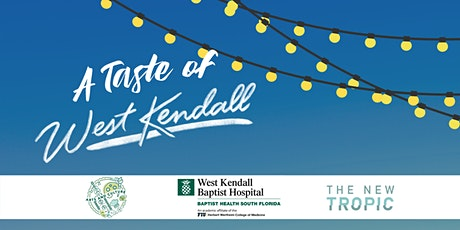 A Taste of West Kendall tickets