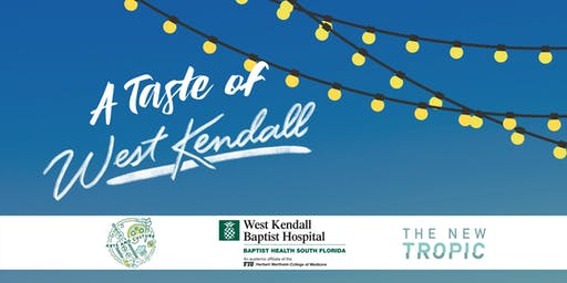 A Taste of West Kendall