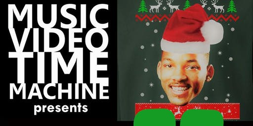 Music Video Time Machine  presents 'TWAS THE 90s BEFORE CHRISTMAS