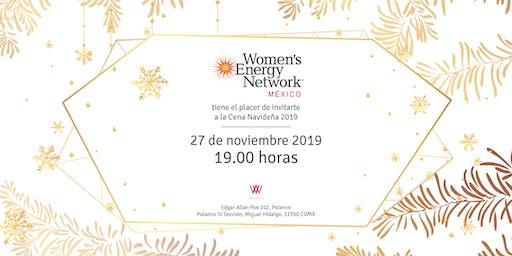 Cena Navideña 2019 – WEN Capítulo México
