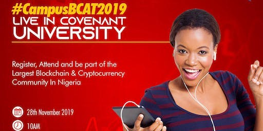 CampusBCAT2019 in Covenant University