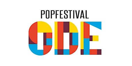 Popfestival ODE tickets