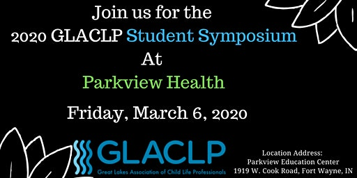 GLACLP 2020  Student Symposium & Educators Meeting