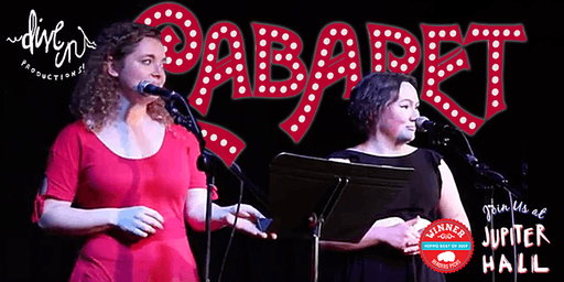 Dive In to the Holidays Cabaret at Jupiter Hall