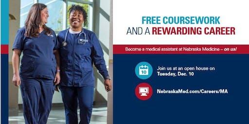 Nebraska Medicine/MCC Medical Assisting Information Event