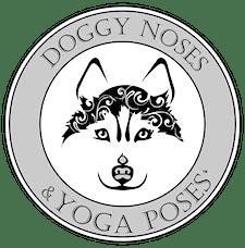 Doggy Noses & Yoga Poses™  logo