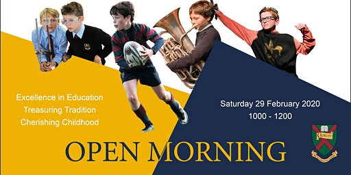 Caldicott School | Open Morning | Saturday 29 February 2020, 1000