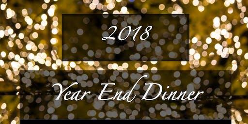 2019 Year End Dinner