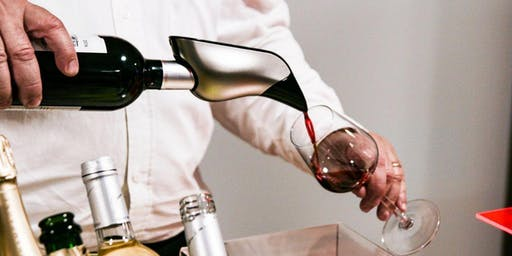 Soirée dégustation : l'aération du vin by AVEINE