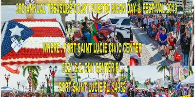 Treasure Coast Puerto Rican Day Parade & Festival 2019
