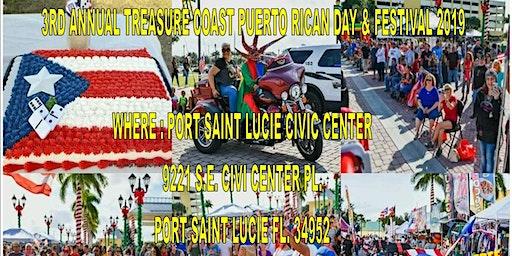 Treasure Coast Puerto Rican Day Parade & Festival 2019