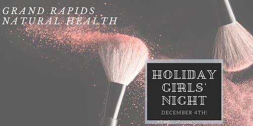 Holiday Girls' Night at Grand Rapids Natural Health