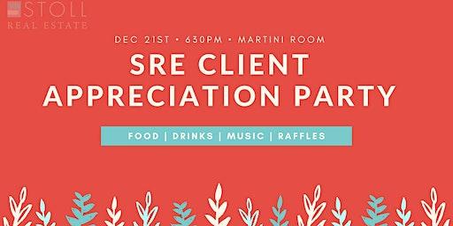 SRE Client Appreciation Holiday Party