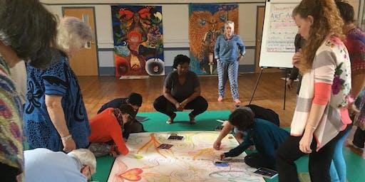 Tamalpa Experience - Exploring an Embodied Life Art Practice