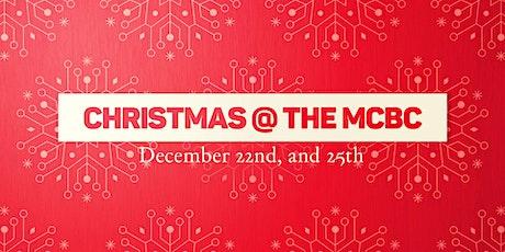Christmas at MCBC tickets