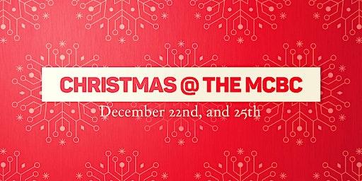 Christmas at MCBC