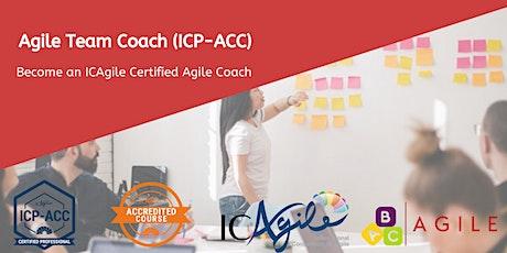 Agile Team Coach (ICP-ACC) | London tickets
