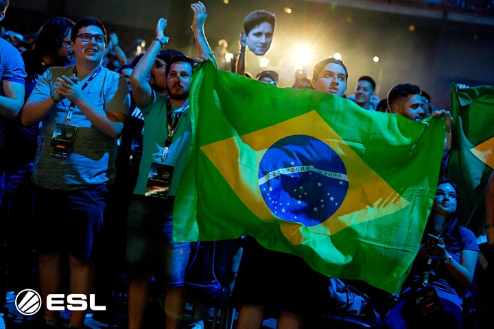 Imagem do evento ESL One Rio CS:GO Major