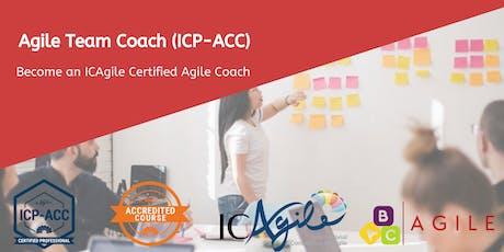 Agile Team Coach (ICP-ACC)   Edinburgh tickets
