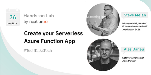 Create your Serverless Azure Function App - Hands-on Lab by Nexten