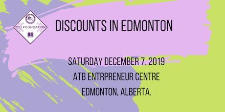 Discount Opportunities in Edmonton tickets