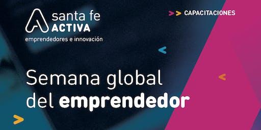 Semana Global del Emprendedor - Workshops