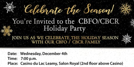 Coldwell Banker First Ottawa Realty/Coburn Realty Holiday Party - 2019 tickets