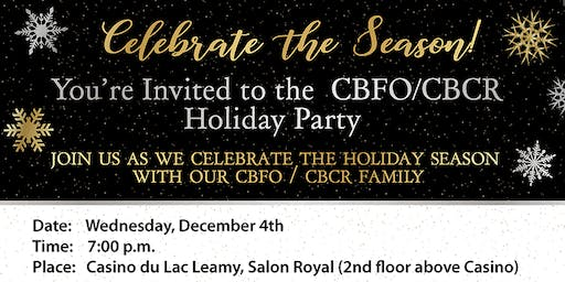 Coldwell Banker First Ottawa Realty/Coburn Realty Holiday Party - 2019