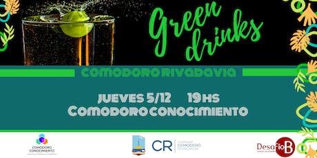 Green Drinks Comodoro Rivadavia ✦ 3º Ed. entradas