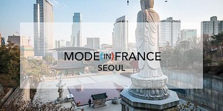 MODE (IN) FRANCE Séoul 30janvier - 1er février 2020 tickets