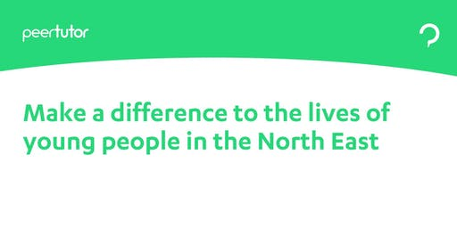 Make a difference to the lives of young people in the North East