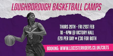 February Half-Term Basketball Camp tickets