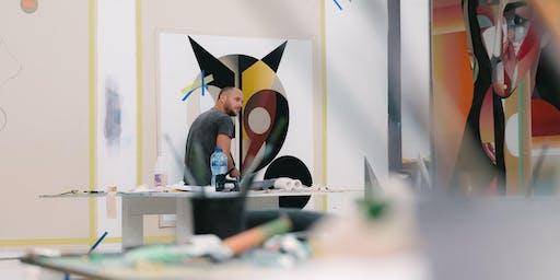 Ryan Hewett Artist Talk
