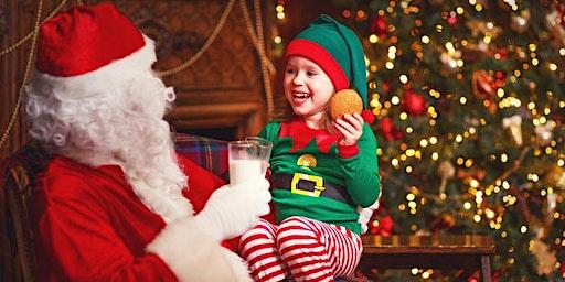 Christmas Kids Class & Selfies with Santa R54
