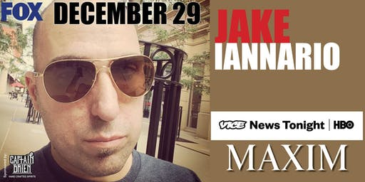 Jake Iannarino's One Man Dirty Show live in Naples, Florida.