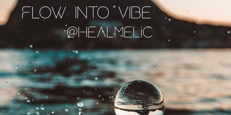 Flow Into Vibe: Yoga Soundbath tickets