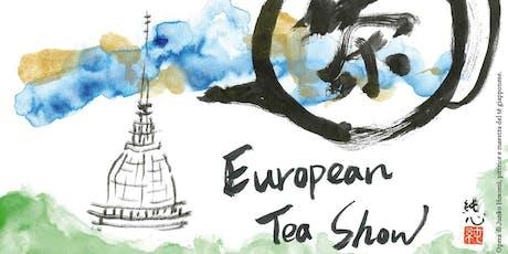 European Tea Show - Tea Forum biglietti