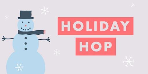 Holiday Hop: Reindeer Photo Sign-Up