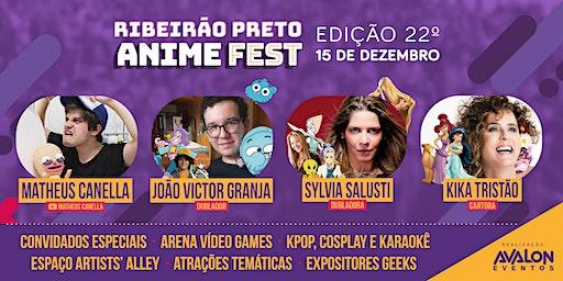 22º Ribeirão Preto Anime Fest
