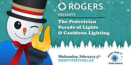 Rogers presents The Pedestrian Parade of Lights & Cauldron Lighting tickets