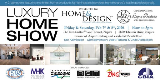 Home & Design Luxury Home Show 2020