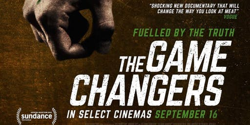 Game Changers Movie Night & Sports Nutrition Discussion with NFL Pro
