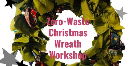 Zero-Waste Christmas Wreath Workshop
