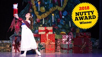 """Long Beach Ballet: """"The Nutcracker"""""""
