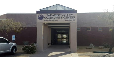 Taxes in Retirement Seminar: Paradise Valley Community Center tickets