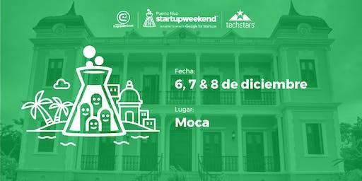 Techstars Startup Weekend | MOCA