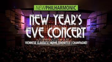 New Philharmonic New Year's Eve Concert